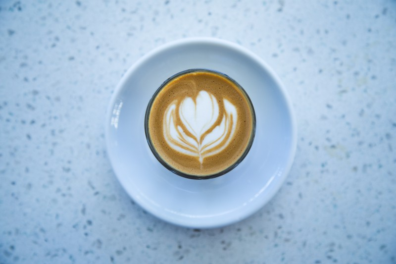 Mindfully Drinking Coffee